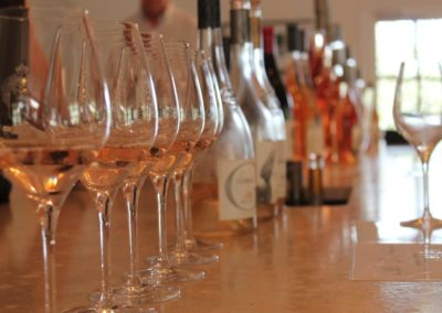 French Riviera Wine Tours - Corporate event, rosé wine tasting incentive