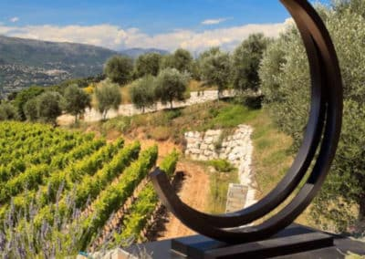 winery- wine tasting - Bellet - small group half day wine tour - from Nice